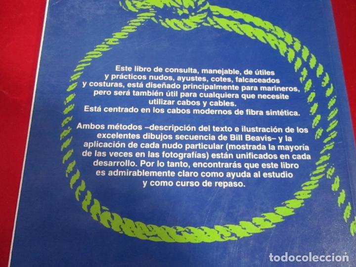 Libros de segunda mano: libro-los nudos más utilizados en náutica-colin jarman-tutor náutica-2ªedición-1993-buen estado - Foto 5 - 120214375