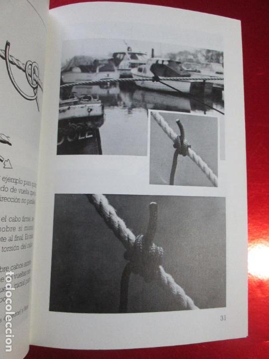 Libros de segunda mano: libro-los nudos más utilizados en náutica-colin jarman-tutor náutica-2ªedición-1993-buen estado - Foto 12 - 120214375