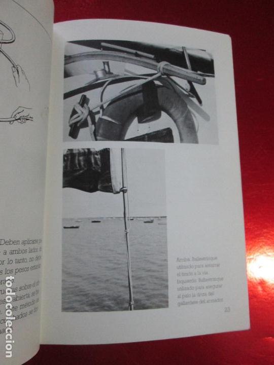 Libros de segunda mano: libro-los nudos más utilizados en náutica-colin jarman-tutor náutica-2ªedición-1993-buen estado - Foto 14 - 120214375