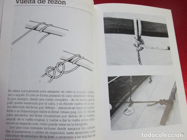 Libros de segunda mano: libro-los nudos más utilizados en náutica-colin jarman-tutor náutica-2ªedición-1993-buen estado - Foto 16 - 120214375