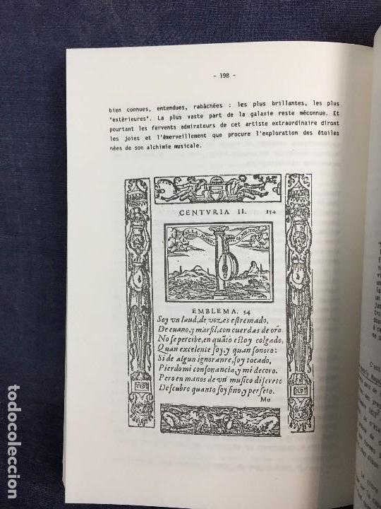 Libros de segunda mano: etudes hispaniques 6 les formes breves 1984 universidad provence estudios hispanicos 21x15cms - Foto 5 - 120298071