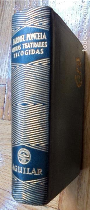 Libros de segunda mano: Jardiel Poncela,obras teatrales escogidas.1ª ed.1948.Aguilar - Foto 3 - 120330787
