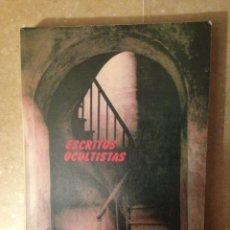 Libros de segunda mano: ESCRITOS OCULTISTAS (H. P. BLAVATSKY). Lote 120364111