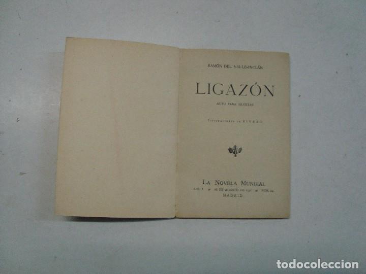 Libros de segunda mano: Lote Valle Inclán: 4 novelas ilustradas - Foto 4 - 120367959