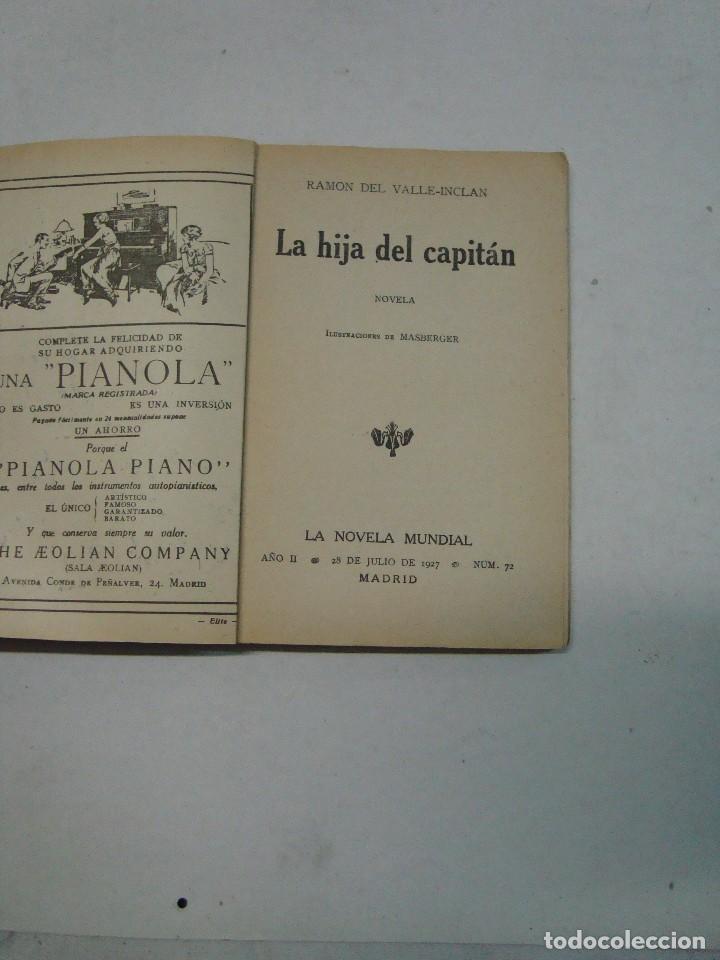 Libros de segunda mano: Lote Valle Inclán: 4 novelas ilustradas - Foto 6 - 120367959