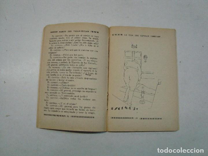 Libros de segunda mano: Lote Valle Inclán: 4 novelas ilustradas - Foto 7 - 120367959