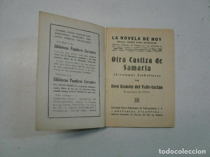 Libros de segunda mano: Lote Valle Inclán: 4 novelas ilustradas - Foto 10 - 120367959