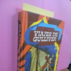 Libros de segunda mano: VIAJES DE GULLIVER. COL. ALADINO. ED. EVEREST. LEÓN 1980. Lote 120387999