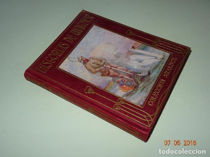 Libros de segunda mano: HISTORIAS DE WAGNER Explicadas a los Niños de Colección ARALUCE - Año 1962 - Foto 5 - 120389111