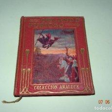 Libros de segunda mano: ORLANDO FURIOSO RELATADO A LOS NIÑOS - COLECCIÓN ARALUCE - AÑO 1941. Lote 120389859