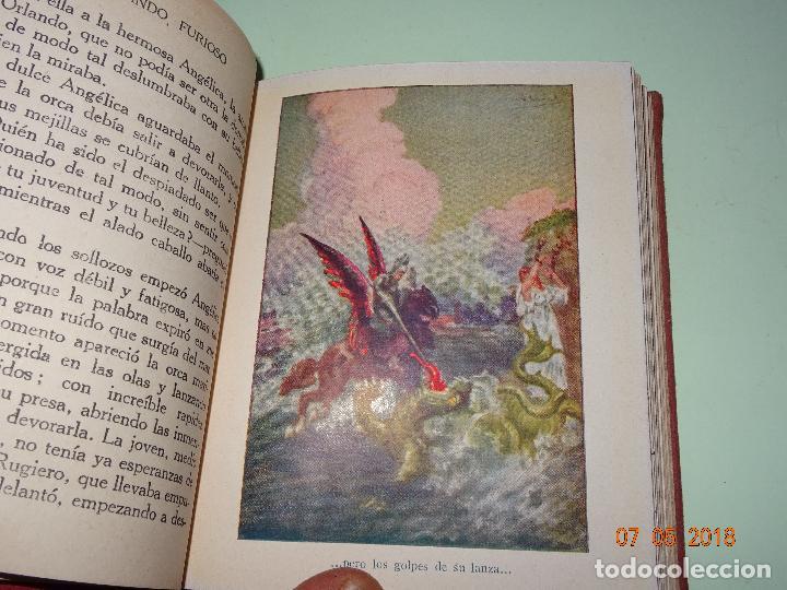 Libros de segunda mano: ORLANDO FURIOSO Relatado a los Niños - Colección ARALUCE - Año 1941 - Foto 2 - 120389859