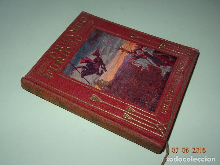 Libros de segunda mano: ORLANDO FURIOSO Relatado a los Niños - Colección ARALUCE - Año 1941 - Foto 4 - 120389859