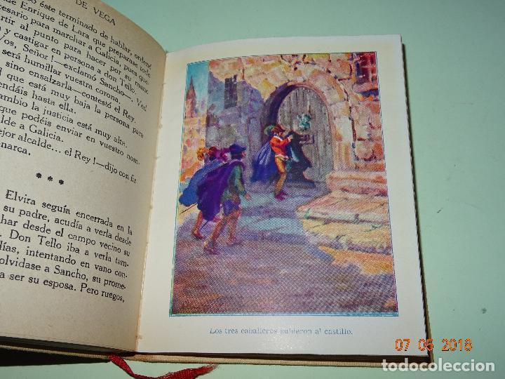 Libros de segunda mano: HISTORIAS DE LOPE DE VEGA Relatadas a los Niños- Colección ARALUCE - Año 1962 - Foto 3 - 120394987