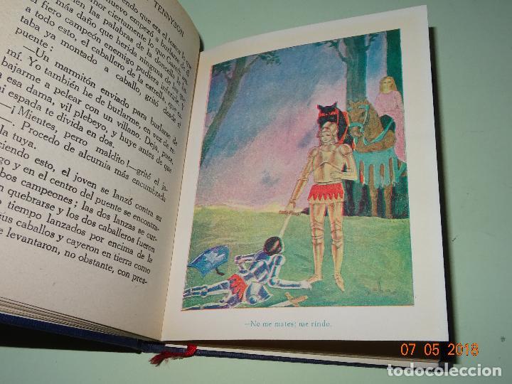 Libros de segunda mano: HISTORIAS DE TENNYSON Narradas a los Niños- Colección ARALUCE - Año 1960 - Foto 2 - 120395419