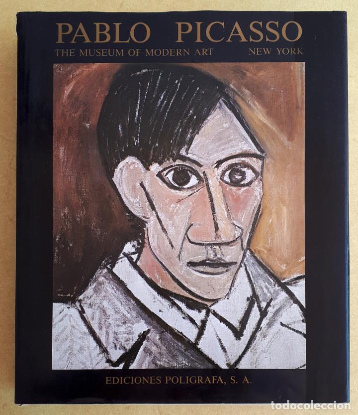PABLO PICASSO. RETROSPECTIVA THE MUSEUM OF MODERN ART, NEW YORK (Libros de Segunda Mano - Bellas artes, ocio y coleccionismo - Otros)