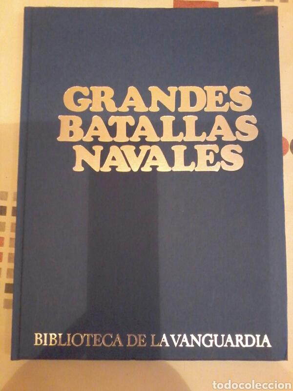 GRANDES BATALLAS NAVALES (Libros de Segunda Mano - Historia - Otros)