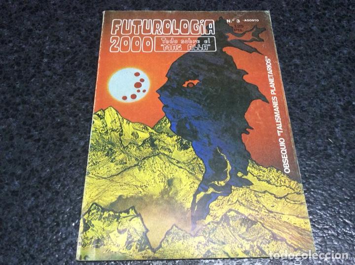 FUTUROLOGIA 2000 TODO SOBRE EL MAS ALLA Nº3 (Libros de Segunda Mano - Parapsicología y Esoterismo - Otros)