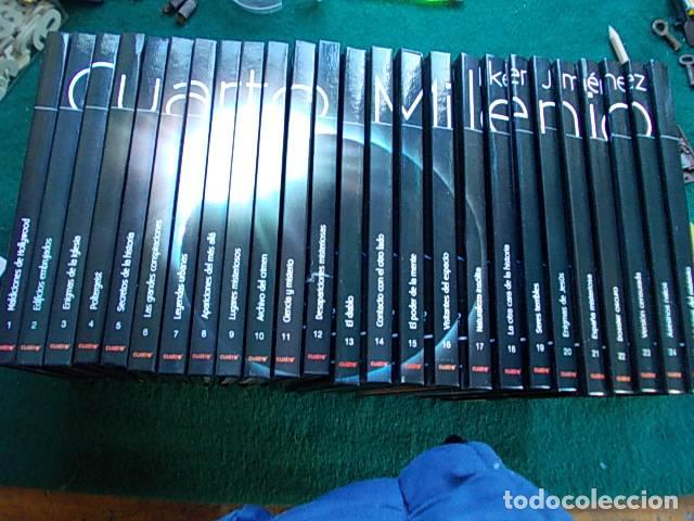 colección de 25 libros con cada dvd cuarto mile - Comprar en ...