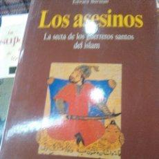 Libros de segunda mano: LOS ASESINOS. Lote 120545263