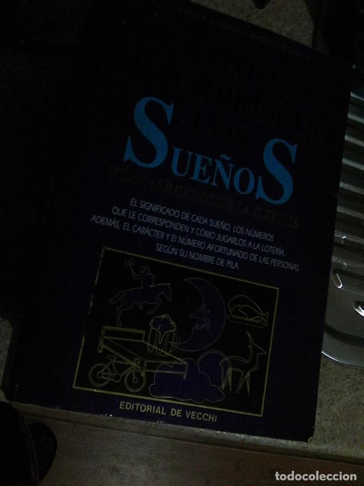 ARANCIO, ANGIOLA & ANGEL CASAS - COMO INTERPRETAR LOS SUEÑOS (DE VECCHI, 2003) 414 PGS (Libros de Segunda Mano - Parapsicología y Esoterismo - Otros)