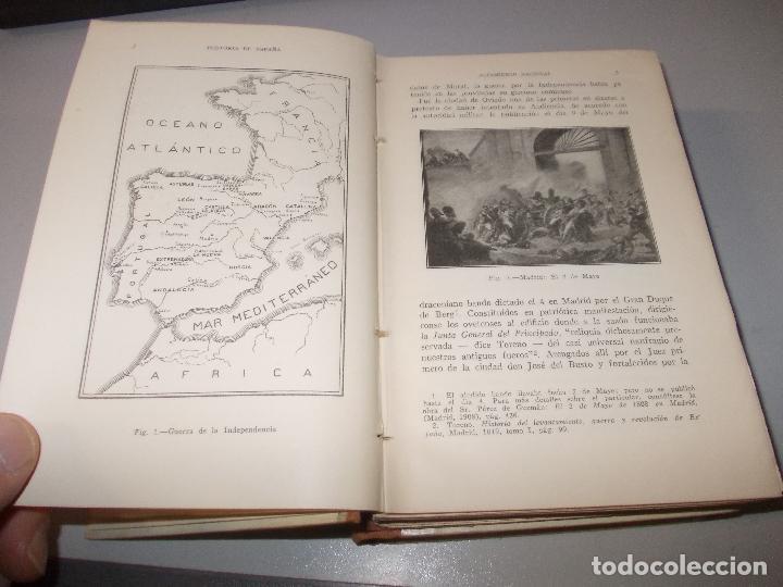Libros de segunda mano: Historia de España, Edad Contemporánea, 1808-1923, Pío Zabala, Dos tomos. Suc. Juan Gili 1.930 - Foto 6 - 120678411