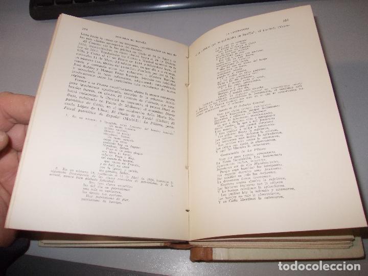 Libros de segunda mano: Historia de España, Edad Contemporánea, 1808-1923, Pío Zabala, Dos tomos. Suc. Juan Gili 1.930 - Foto 9 - 120678411