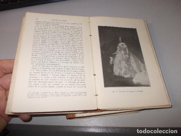 Libros de segunda mano: Historia de España, Edad Contemporánea, 1808-1923, Pío Zabala, Dos tomos. Suc. Juan Gili 1.930 - Foto 10 - 120678411