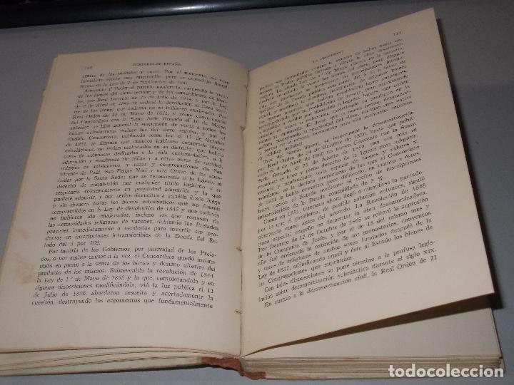 Libros de segunda mano: Historia de España, Edad Contemporánea, 1808-1923, Pío Zabala, Dos tomos. Suc. Juan Gili 1.930 - Foto 26 - 120678411