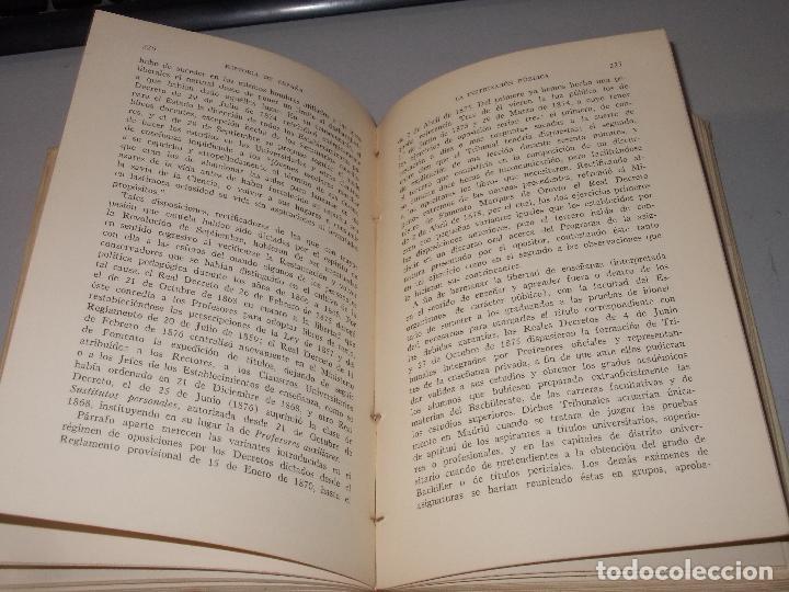 Libros de segunda mano: Historia de España, Edad Contemporánea, 1808-1923, Pío Zabala, Dos tomos. Suc. Juan Gili 1.930 - Foto 27 - 120678411