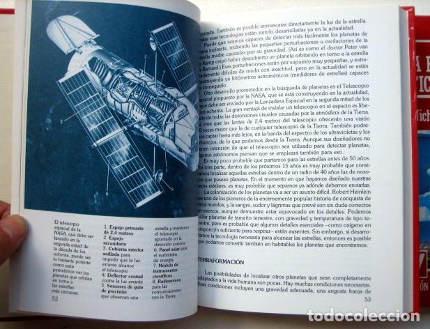 Libros de segunda mano: La ciencia en la ciencia ficción. Editado por Peter Nicholls. 2 tomos - Foto 3 - 120691179