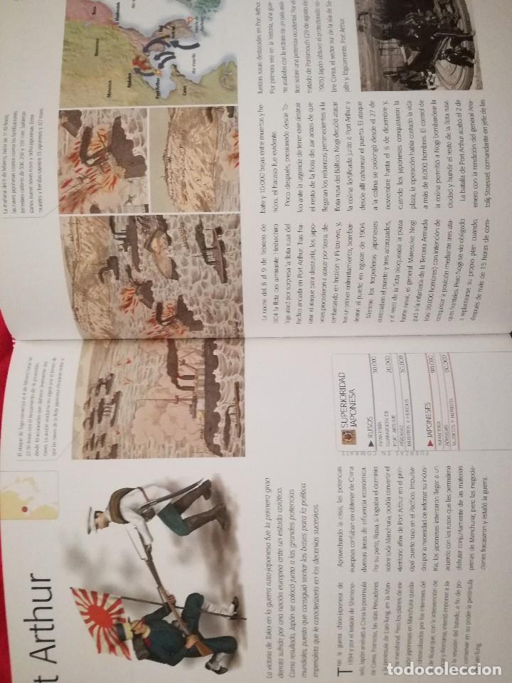 Libros de segunda mano: ATLAS ILUSTRADO DE BATALLAS DEL MUNDO. SUSAETA. - Foto 4 - 120725519