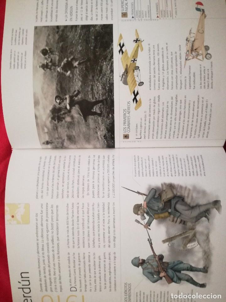 Libros de segunda mano: ATLAS ILUSTRADO DE BATALLAS DEL MUNDO. SUSAETA. - Foto 5 - 120725519