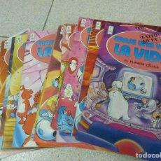 Second hand books - colección completa ERASE UNA VEZ LA VIDA 26 comics Ediciones B año 1987 - 120749699