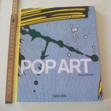Libros de segunda mano: POPART, POP ART, KLAUS HONNER. TASCHEN 2004. Lote 120816711