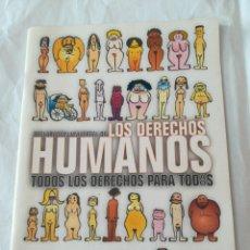 Libros de segunda mano: LIBRO DECLARACIÓN UNIVERSAL DE DERECHOS HUMANOS JUVENTUDES SOCIALISTAS NUEVA IZQUIERDA ESPACIO JOVEN. Lote 120829022