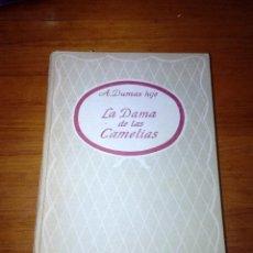 Libros de segunda mano: LA DAMA DE LAS CAMELIAS. A. DUMAS HIJO. EST4B3. Lote 120836351