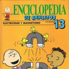 Second hand books - Enciclopedia de Carlitos. Vol. 13. Electricidad y magnetismo - 120841703