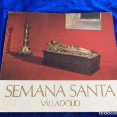 Libros de segunda mano: SEMANA SANTA EN VALLADOLID. Lote 120958139