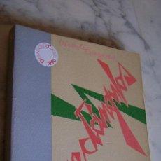 Libros de segunda mano: RECTÁNGULOS. VICENTE CARRASCO. COLECCIÓN ISLA CÁDIZ. DIPUTACIÓN CÁDIZ, 1990. Lote 120959931