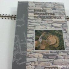 Libros de segunda mano: MUSEO DO CASTRO DE VILADONGA (LUGO). FELIPE ARIAS VILAS Y CONSUELO DURÁN FUENTES-CCC. Lote 121125463