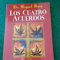 Libros de segunda mano: LOS CUATRO ACUERDOS. Lote 121149291