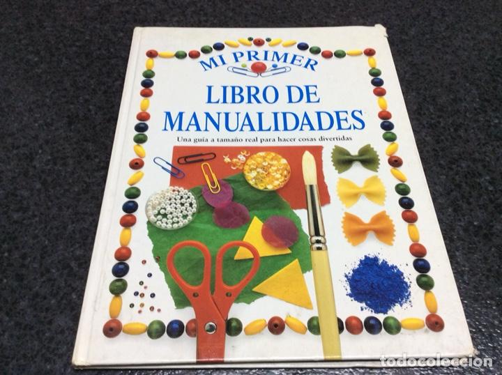 Mi Primer Libro De Manualidades Una Guia A Tam Kaufen Andere