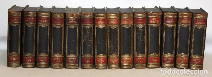 HISTORIA DEL ARTE LABOR - 14 TOMOS COMPLETA - MILES DE LÁMINAS - FOLIO (Libros de Segunda Mano - Bellas artes, ocio y coleccionismo - Otros)