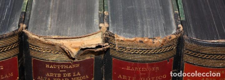 Libros de segunda mano: HISTORIA DEL ARTE LABOR - 14 TOMOS COMPLETA - MILES DE LÁMINAS - FOLIO - Foto 2 - 121296655