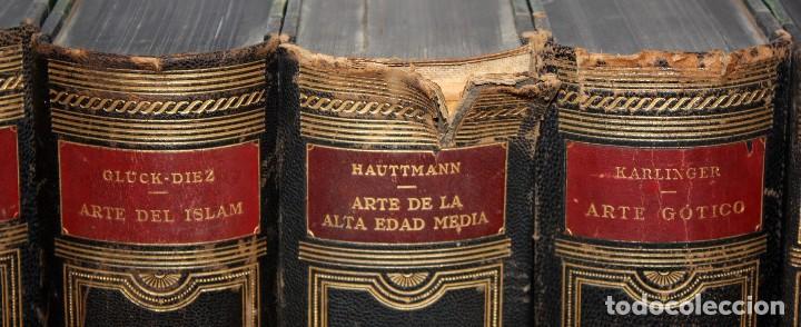 Libros de segunda mano: HISTORIA DEL ARTE LABOR - 14 TOMOS COMPLETA - MILES DE LÁMINAS - FOLIO - Foto 5 - 121296655