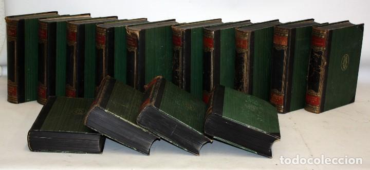 Libros de segunda mano: HISTORIA DEL ARTE LABOR - 14 TOMOS COMPLETA - MILES DE LÁMINAS - FOLIO - Foto 12 - 121296655