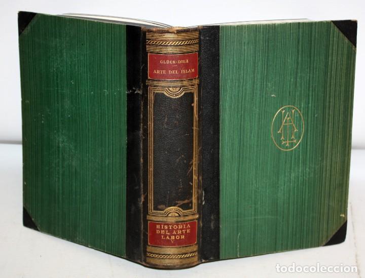Libros de segunda mano: HISTORIA DEL ARTE LABOR - 14 TOMOS COMPLETA - MILES DE LÁMINAS - FOLIO - Foto 14 - 121296655