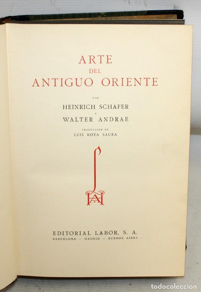 Libros de segunda mano: HISTORIA DEL ARTE LABOR - 14 TOMOS COMPLETA - MILES DE LÁMINAS - FOLIO - Foto 22 - 121296655