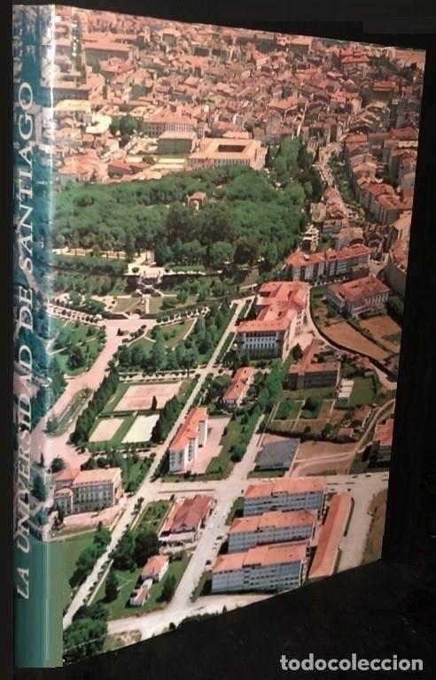 B310 - LA UNIVERSIDAD DE SANTIAGO. MANUEL C. DIAZ Y DIAZ. (COORD.). GALICIA. (Libros de Segunda Mano - Historia - Otros)