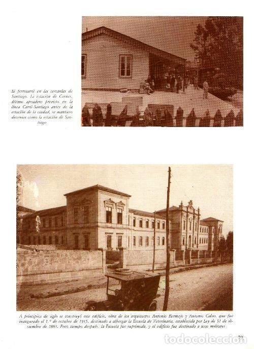Libros de segunda mano: B310 - LA UNIVERSIDAD DE SANTIAGO. MANUEL C. DIAZ Y DIAZ. (COORD.). GALICIA. - Foto 2 - 121345203